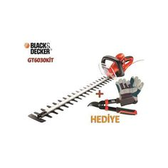 Black & Decker GT6030 Çit Budama - 650 w  | www.enterlagelsin.com