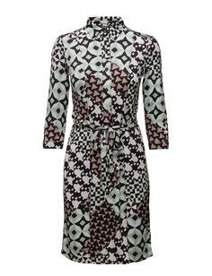 Shirt Dress (Clearly Aqua), Ilse Jacobsen, boozt.com