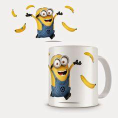 Taza Minion Bananas | Tazas y Jarras