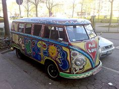 VW paint