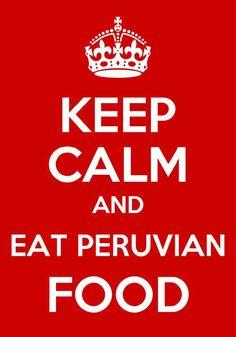 Peruvian Food #food #instadeli #inspiración @Vianney Viveros Viveros Zamudio I want some!!