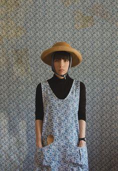 Smock de Méule Dress. by xmotherx via Etsy.