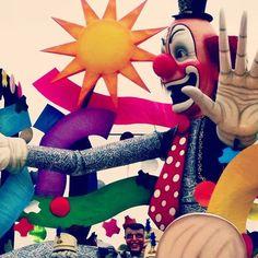 Carnevale di #Viareggio