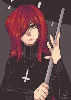 Parasoul from Skullgirls! Female Characters, Fantasy Characters, Anime Characters, Skullgirls, All Anime, Anime Art, Game Character, Character Design, Vocaloid