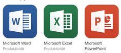 Microsoft Office kostenlos: Word, Excel, Powerpoint für iPhone & iPad! - https://apfeleimer.de/2014/11/microsoft-office-kostenlos-word-excel-powerpoint-fuer-iphone-ipad - Microsoft Office wird kostenlos: Microsoft Word, Microsoft Excel und Microsoft Powerpoint als Universal App für iPhone & iPad stehen ab sofort kostenlos im App Store zum Download bereit und können mit einem kostenlosen Microsoft Konto in der Basisfunktionalität genutzt werden. Sprich: für di...