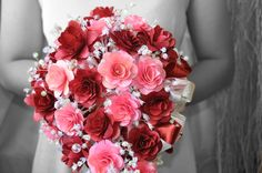 red wood bouquets