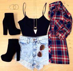 Chill urban fashion #cute #style