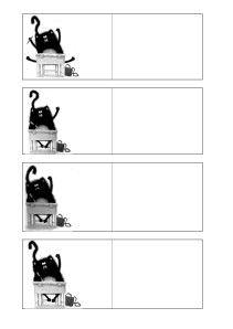 Splat le chat - la maternelle de Camille