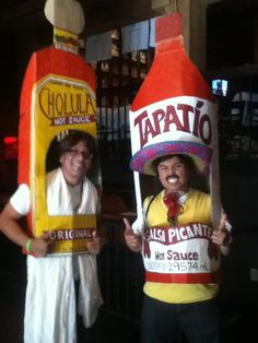 Cholula & Tapatio