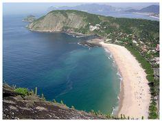 ;) Itacoatiara Beach, Niterói, RJ, Brasil