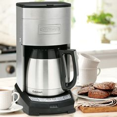 Cuisinart 10-Cup Extreme Brew Elite Coffee Maker with Thermal Carafe   Williams-Sonoma