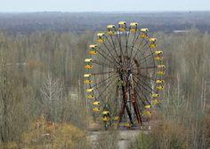 Tchernobyl, hier et aujourd'hui   Slate