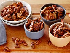 Need a quick and easy appetizer ready in under 20 minuets? Try these Spiced Pecans.