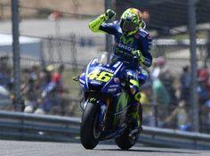 Rossi Sudah Tak Pernah Menang Sejak GP Barcelona 2016   Moto GP 2016 Motogp, Le Mans, Racing, Running, Auto Racing