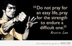 True strength ...