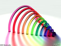 Rainbow Glass by PaSt1978.deviantart.com on @deviantART