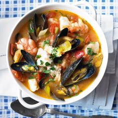 Rachel Allen's Fish Stew: Recipe