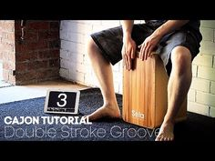 Ross Cajon Lessons | Ample Cajon Drum Building on Basic Grooves Lesson #1In this video we're going to take a basic cajon groove and add some 'spice', textures and dynamics. The easiest way to do this is to chop up the sub-divisions. Next, play these varied notes at different points in the groove. http://www.amplecajondrum.com/free-cajon-drum-lesson/ross-cajon-lessons/