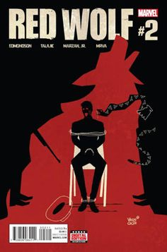 Review: Red Wolf #2
