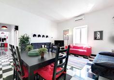 HouseTrip.com – Entire Apartment in Rome: Trastevere Big Pop
