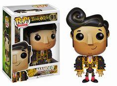 Manolo Funko pop