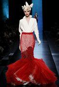 Cartes postales de Fashion Week Défilés haute couture printemps-été 2014, épisode 2, Chanel Bouchra Jarrar, Armani Privé aFW2014     Défil...