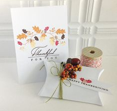 Autumn Adornments Stamp Set: Papertreyink