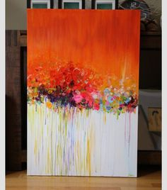 ORIGINAL abstract painting Acrylic flower painting Abstract art abstract landscape,large abstract painting, by oak - ORIGINAL abstract painting Acrylic flower painting by - Abstract Flowers, Abstract Art, Painting Flowers, Abstract Landscape, Flower Painting Abstract, Acrylic Flowers, Abstract Portrait, Portrait Paintings, Art Paintings