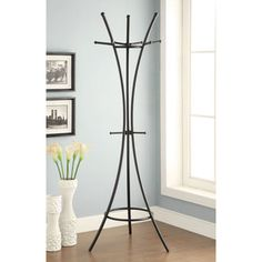 Hat Rack Walmart Best Free Shipping On Orders Over $35Buy Home Craft Metal Coat Rack Decorating Inspiration