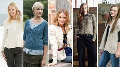 Top 5 FREE Aran knits for women • LoveKnitting Blog