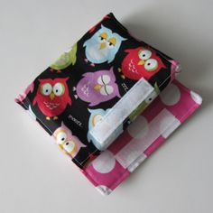 crayon holder coloring wallet owls 35x5 by turnbowdesigns 1000 - Coloring Book And Crayon Holder