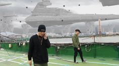 'DBO - Wuzoo (Space)' MV  Directed by Arkhe Lee  Assistant, Art Director / Soe Ho Jung Shoot, Edit, VFX by Arkhe Lee