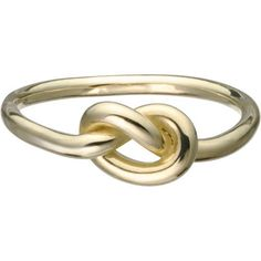Finn Gold Love Knot Ring    $750.00