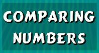 Comparing Numbers third grade