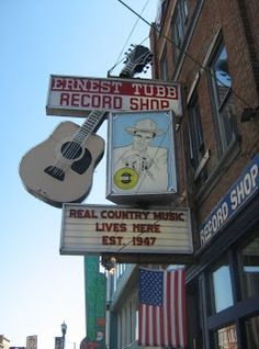 Road trip pit stops: Nashville Tennessee