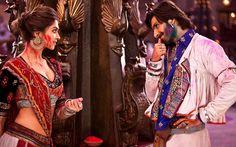 Click here to download in HD Format >> Deepika Padukone Ranveer Singh In Ram Leela http://www.superwallpapers.in/wallpaper/deepika-padukone-ranveer-singh-in-ram-leela.html