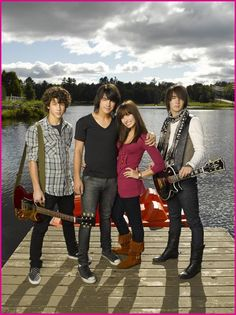 "Disney Channel Original Movie ""Camp Rock 3: Live For Music"""
