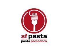 SF Pasta logo design - $200