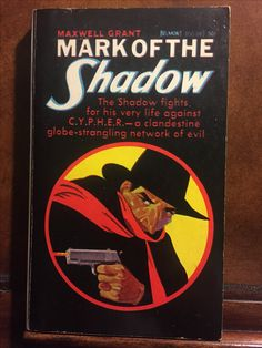 Mark of The Shadow, Maxwell Grant (Belmont)
