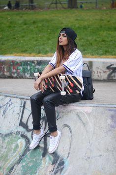 Neff Women's Street Style