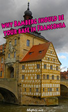 Bamberg, Würzburg or Nuremberg? Photos that'll convince you why Bamberg should be your base in Franconia #Bamberg