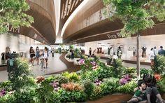 Changi Airport Complex | UNStudio - Arch2O.com