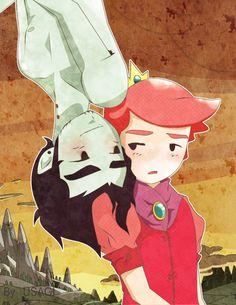Anime A Todas Horas: Hora de Aventuras Anime (Imágenes)
