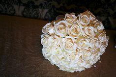 Wedding Flowers - Brides Rose Bouquet