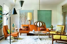 Best MCM Blog! Mid Century Modern Mid-Century modern is an architectural, interior, product and graphic design that generally describes mid-20th century ...