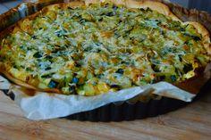 hartige Grieks - Italiaanse taart - recept http://peggyspastime.blogspot.be/2014/10/hartige-grieks-italiaanse-taart.html