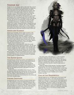 Homebrewing races Homebrew material for edition Dungeons and Dragons made by the community. Dungeons And Dragons Races, Dungeons And Dragons Classes, Dungeons And Dragons Homebrew, Fantasy Races, Fantasy Rpg, Twilight Princess, Fantasy Creatures, Mythical Creatures, Shadar Kai