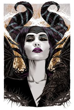 'Maleficent' by Rhys Cooper