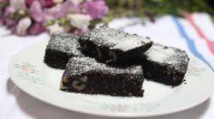 Brownies de algarroba