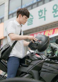 "Kim Jung Hyun Captures Hearts In New ""School School2017 Kdrama, Kdrama Actors, Kim Joong Hyun, Jung Hyun, Kim Sejeong, Kim Jung, Asian Actors, Korean Actors, Yoon Han"
